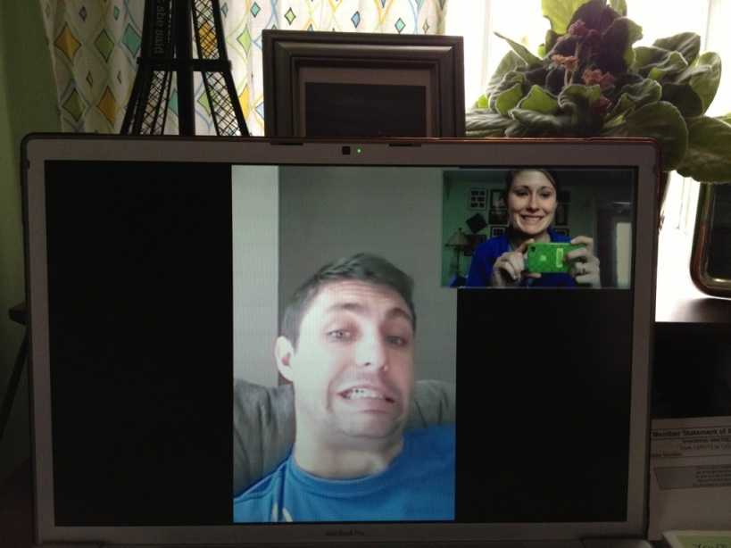 video chat with josh