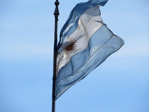 argentinan flag