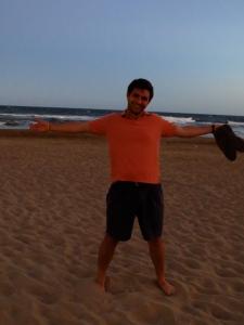 Josh in Punta Del Este