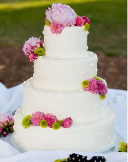 Is this cake as yummy as it is pretty?
